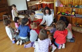 Кръжок в детска школа