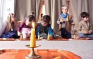 Свещарското изкуство и децата