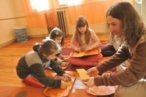 Кръжок в детски център КАК – клуб за активност и креативност