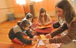 Кръжок в детски център КАК - клуб за активност и креативност